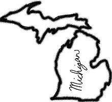 Michigan Case by jmarie1