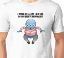 Alien Eyes Unisex T-Shirt
