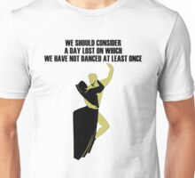 American Dancing Unisex T-Shirt