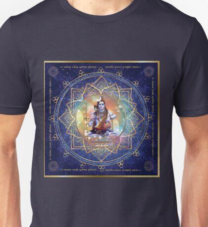 Shiva Mahamrityunjaya -  Health, Peace in Life & Prosperity  Unisex T-Shirt