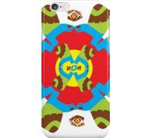 caleidoscoop turtle iPhone Case/Skin