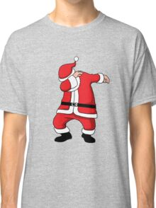 Dabbing Santa Christmas Holiday Vacation Family Gift Classic T-Shirt