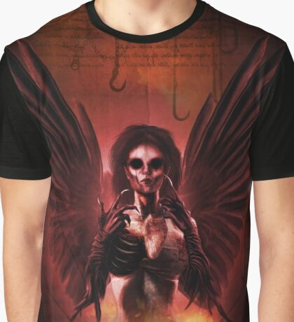 Damned Angel Graphic T-Shirt