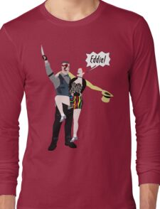 Outlast / Rocky Horror crossover Long Sleeve T-Shirt