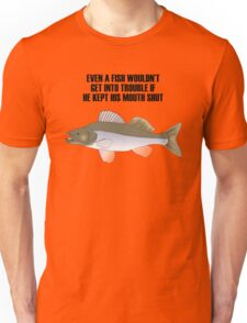 Big Fish Candat Animal Unisex T-Shirt