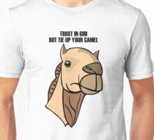 Camel Head Unisex T-Shirt