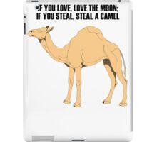 Camel iPad Case/Skin
