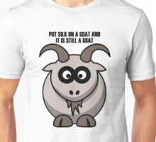 Cartoon Goat Unisex T-Shirt