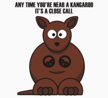 Cartoon Kangaroo by a1artist
