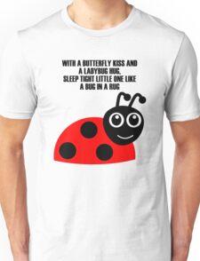 cartoon ladybug Unisex T-Shirt