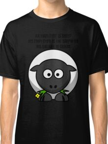 Cartoon Sheep Classic T-Shirt