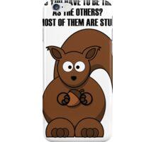 Cartoon Squirrel iPhone Case/Skin