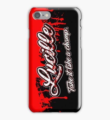THE WALKING DEAD - LUCILLE iPhone Case/Skin