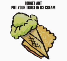 Ice cream by a1artist