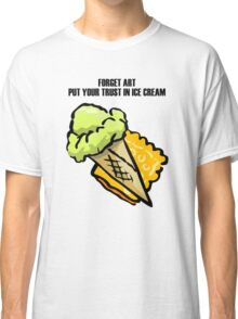 Ice cream Classic T-Shirt