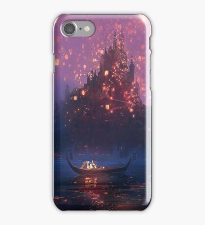 Tangled Lanterns! iPhone Case/Skin