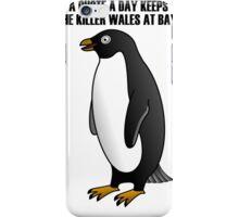 Penguin family iPhone Case/Skin