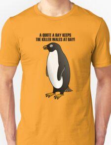 Penguin family Unisex T-Shirt