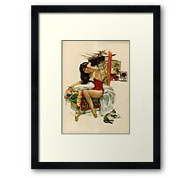 Amy Winehouse. Framed Print