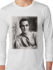 Gene Kelly, Actor and Dancer Long Sleeve T-Shirt
