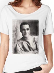Gene Kelly, Actor and Dancer Women's Relaxed Fit T-Shirt