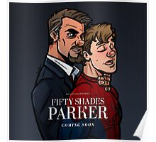Fifty Shades Parker Poster