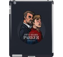 Fifty Shades Parker iPad Case/Skin