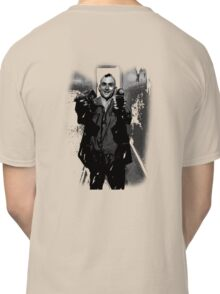 Taxi Photographer Classic T-Shirt