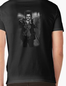 Taxi Photographer Mens V-Neck T-Shirt