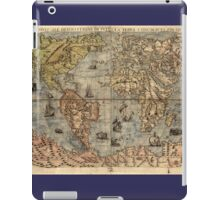 old world iPad Case/Skin