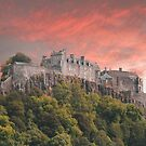 Stirling castle by peaky40
