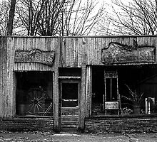 Funks Grove Country Store by Roger Passman