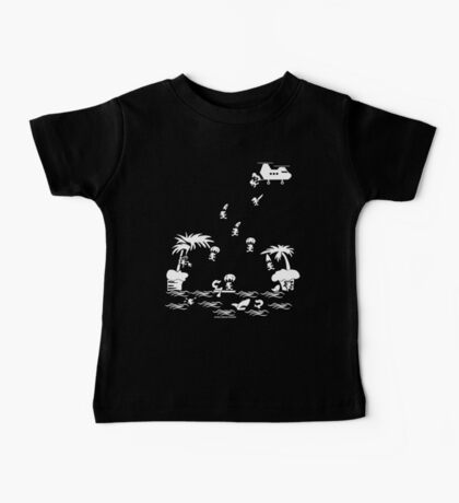 Catch Me If You Can Baby Tee