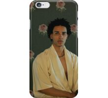 CURRAN WITH ROSES iPhone Case/Skin