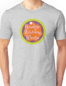 Weasley's Wizarding Wheezes logo Unisex T-Shirt
