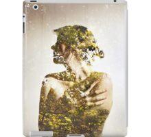 Autumn Leaves - Multiple Exposure. iPad Case/Skin