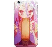 Anime: NO GAME NO LIFE - Shiro iPhone Case/Skin