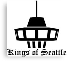 Kings of Seattle Canvas Print