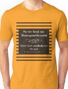 So we beat on Unisex T-Shirt