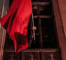 Red Flag by redartistry