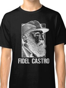 Fidel Castro -revoltion of che- Classic T-Shirt