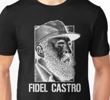 Fidel Castro -revoltion of che- Unisex T-Shirt