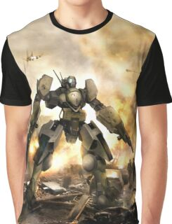 Concrete Rage Graphic T-Shirt