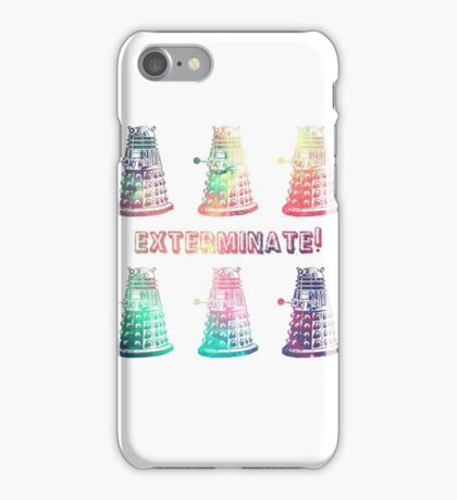 Doctor Who Dalek  iPhone Case/Skin