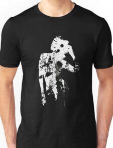 INK SILHOUETTE GIRL Unisex T-Shirt