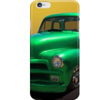 1954 Chevy Pickup iPhone Case/Skin