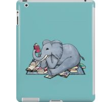 The Best Thing About Rainy Days iPad Case/Skin