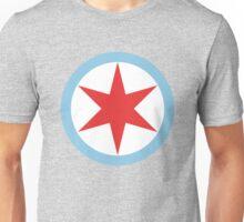 Captain Chicago Unisex T-Shirt