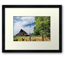 Rural Missouri Framed Print