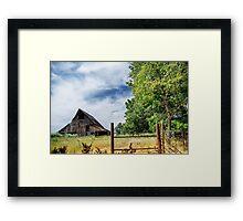 Rural Missouri Framed Print